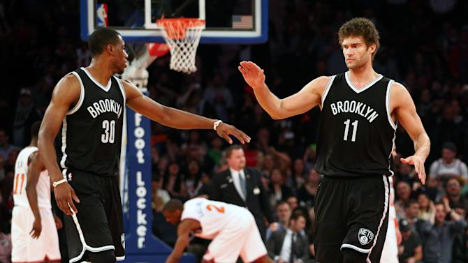 The Nets are the most boring team in the NBA