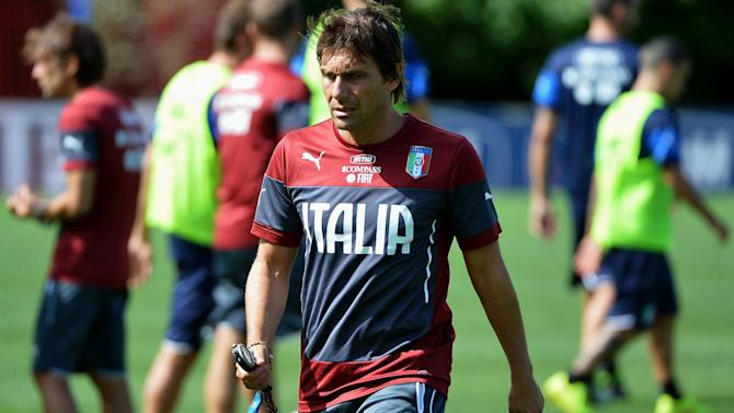 Euro 2016 - Antonio Conte could quit Italy role after death threats - reports