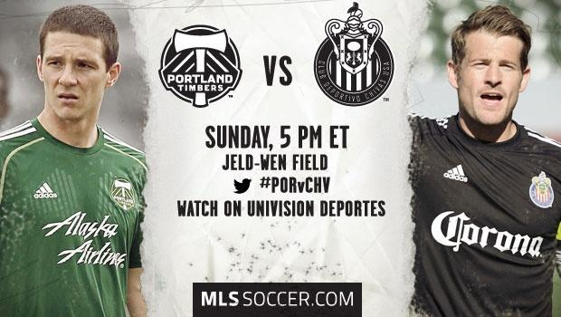 Portland Timbers vs. Chivas USA | MLS Match Preview