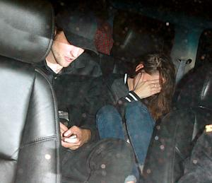 """Robert Pattinson, Kristen Stewart Looked """"Completely in Love"""" at Prince Concert"""