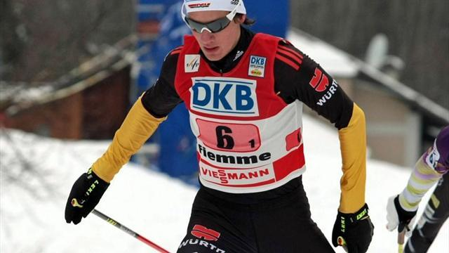 Nordic Combined - Edelmann and Riessle take thrilling World Cup win