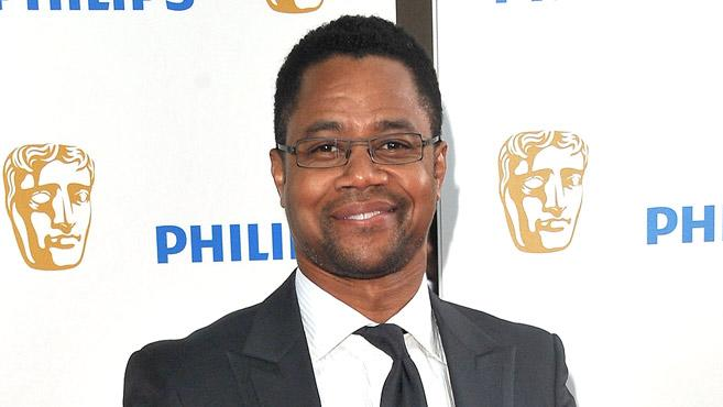 Cuba Gooding Jr Philips British Academy Television Awards