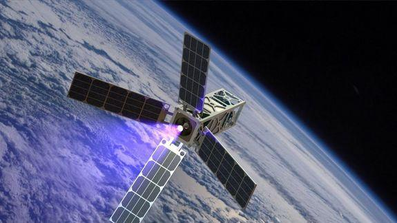 New Space Engine Could Turn Tiny CubeSats into Interplanetary Explorers