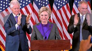 Hillary Clinton's Full Concession Speech for the …