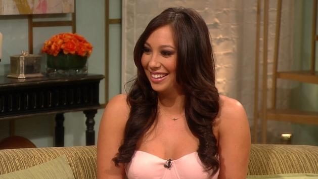 Cheryl Burke Dishes On Her 'Dancing' Chemistry With William Levy -- Access Hollywood