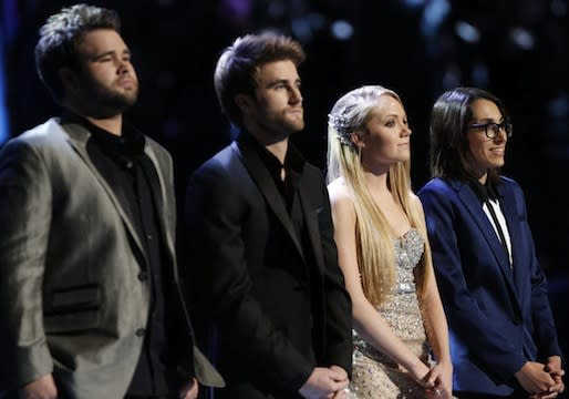 The Voice Season 4 Finale Recap: They're All Stars Tonight [Updated]