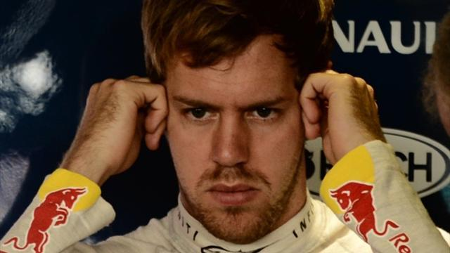 United States Grand Prix - Vettel completes practice clean sweep