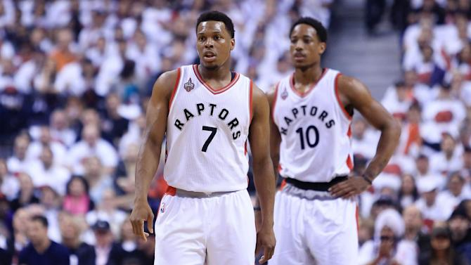 NBA playoff scores 2016: Kyle Lowry and DeMar DeRozan are giving Raptors reason to believe again