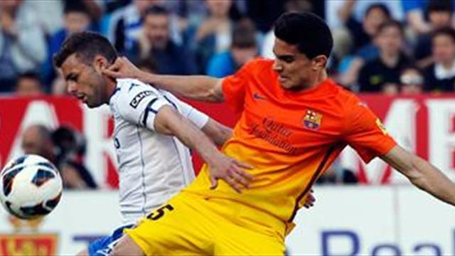 Liga - London duo eye Bartra