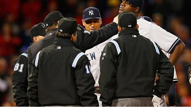 "Baseball - ""Kleber"" am Hals: Yankees-Pitcher droht Ungemach"