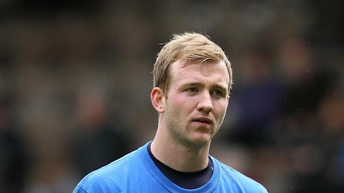 Ben Alnwick will now face a suspension after his sending off against Rochdale