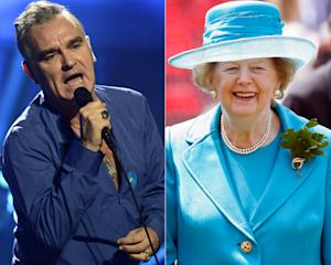 Morrissey: Margaret Thatcher Was 'Barbaric'