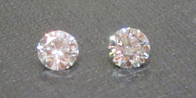 How to value a diamond - which of these is worth more?