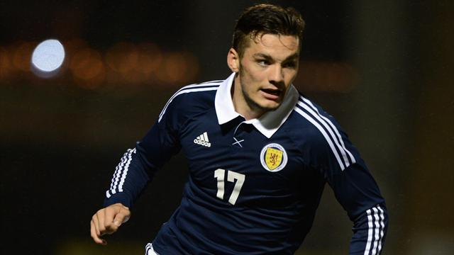 Euro U21 - Watt penalty hands young Scots draw in Greece