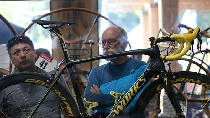 Marin Museum of Bicycling Opens In Fairfax, California