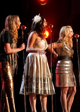John Fogerty Joins Pistol Annies Onstage in L.A