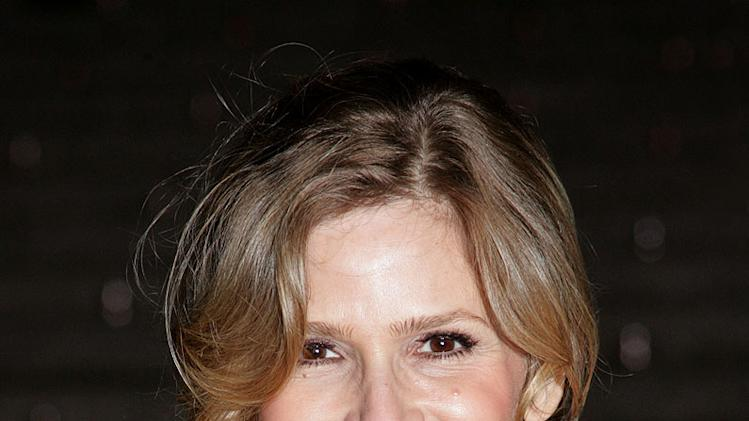 Kyra Sedgwick at the 6th Annual Tribeca Film Festival - Vanity Fair Party at the State Supreme Court House in New York City, New York  on April 24, 2007.