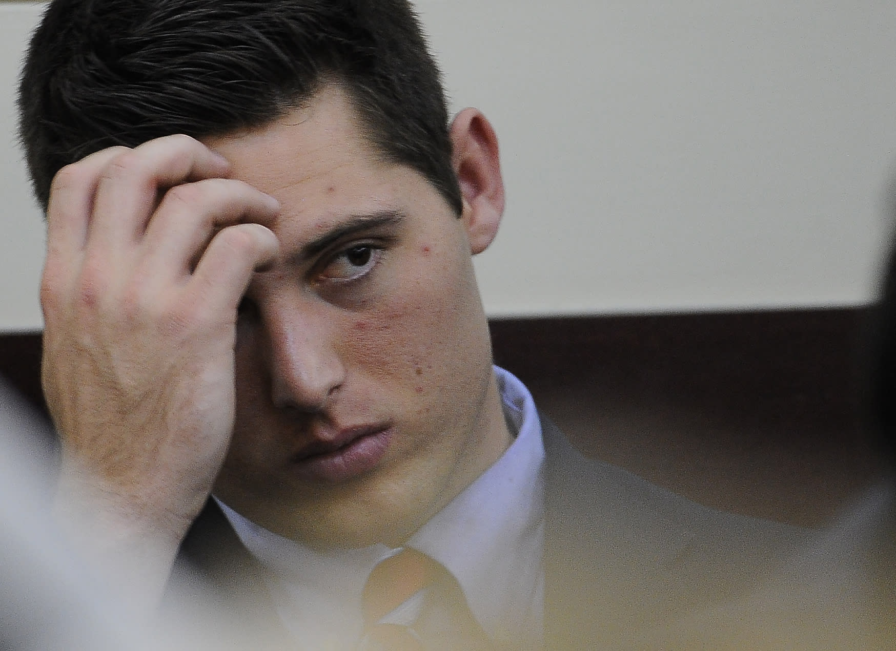 Jury convicts 2 ex-Vanderbilt players of raping woman