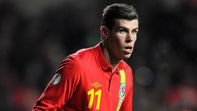 World Cup - 'Injured' Bale named in Wales squad to face Ireland