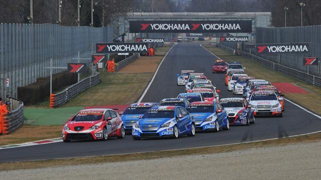 WTCC - Monza has 25 cars on the grid