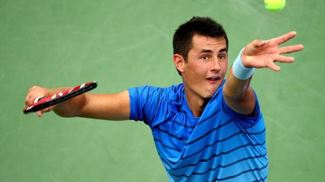 Tennis - Laver: Tomic must try harder