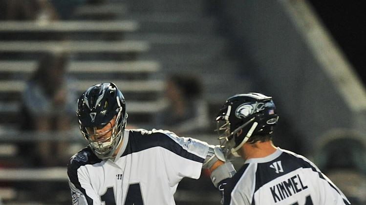 Chesapeake Bayhawks v Ohio Machine