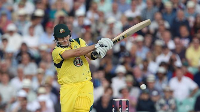 Shane Watson scored a sublime 70 to set up Australia's win