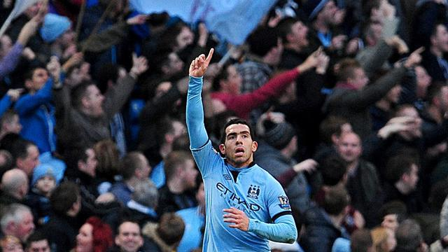 Football - Comfortable City victory over Watford
