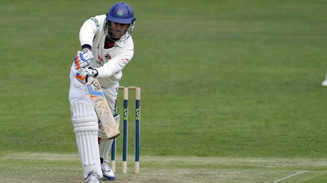 Cricket - Katich ton gives Lancashire lead