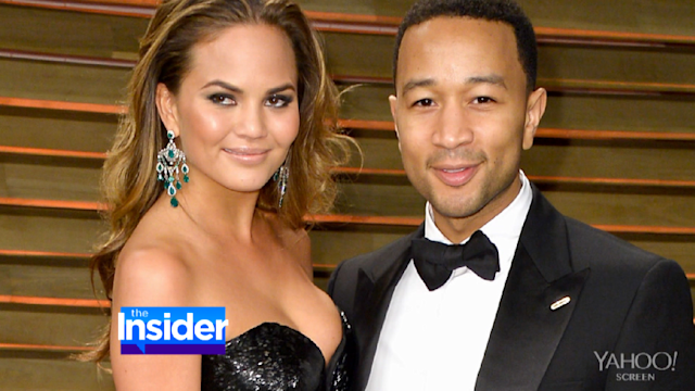 John Legend Chats About His Baby Doppelganger
