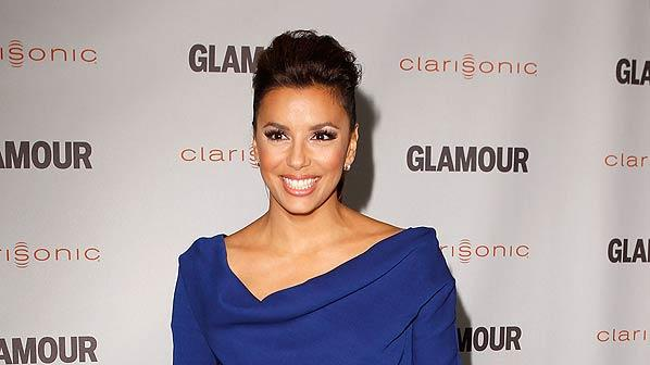 Eva Longoria Glamour Reel Awards