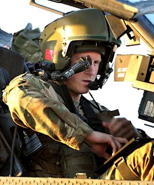 Prince Harry Leaves Afghanistan: See His Tour of Duty!