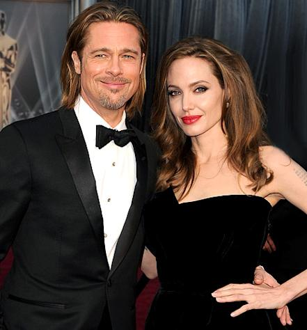 Angelina Jolie, Brad Pitt to Costar in New Film The Counselor: Report