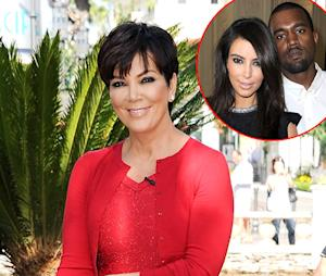 "Kris Jenner on Kim Kardashian's Boyfriend Kanye West: ""He Is Such a Great Member of My Family"""