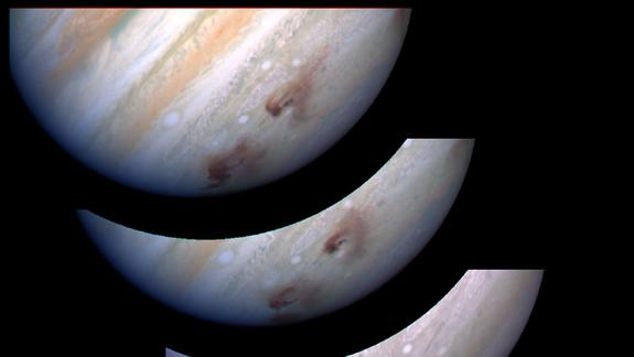 Jupiter Still Has Water from 1994 Comet Crash