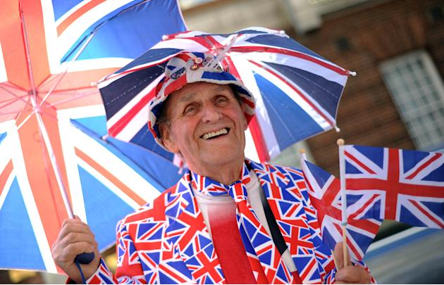 Preparations Begin Ahead Of The Birth Of The Royal Baby