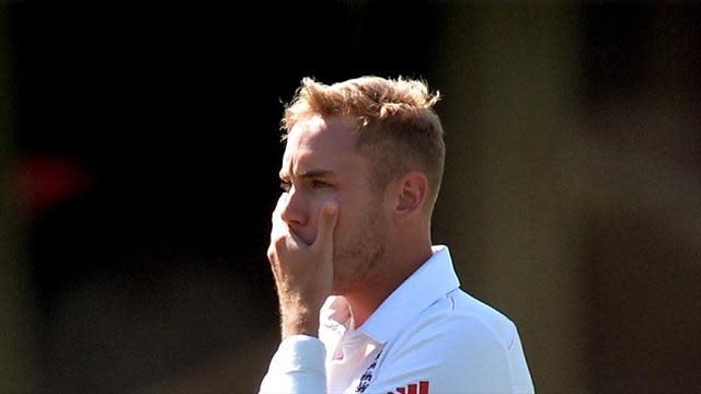 Cricket - Australian banter backfires in Broad blitz