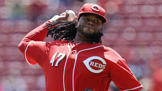 Cueto throws 3rd shutout as Reds beat Pirates 4-0