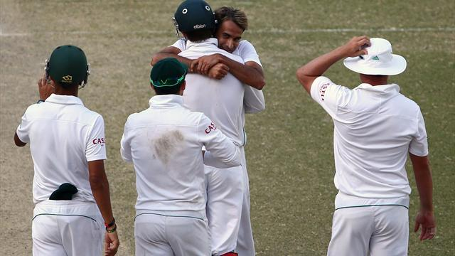 Cricket - Spinners level series for South Africa in Dubai