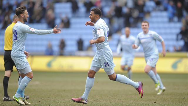 Football - Sky Blues lift gloom