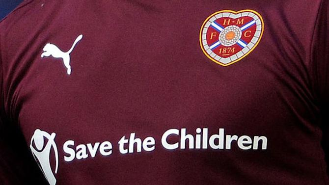 Hearts Supporters React Angrily on Twitter to Embarrassing New Away Kit