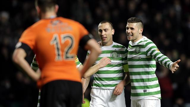 Scottish Football - Lennon keen to keep Hooper