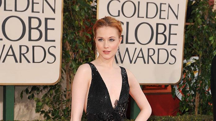 Evan Rachel Wood Black GG