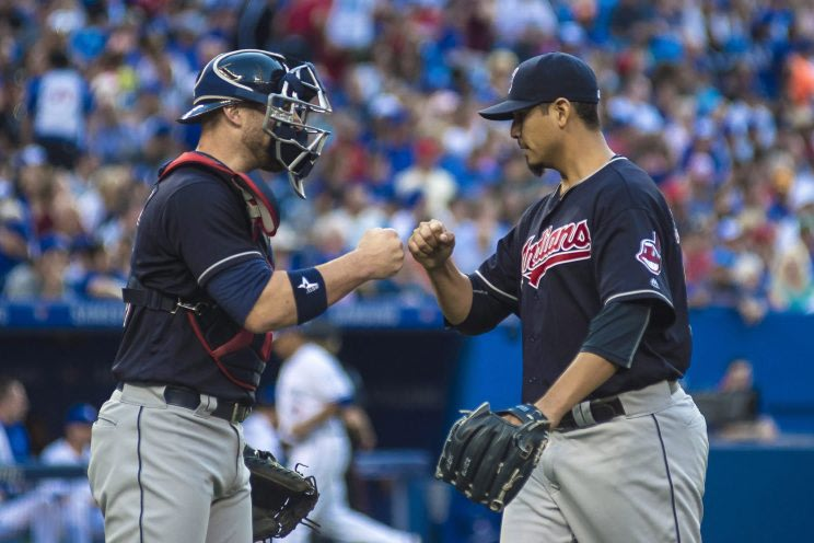 Indians win ties team record because Cleveland just can't lose