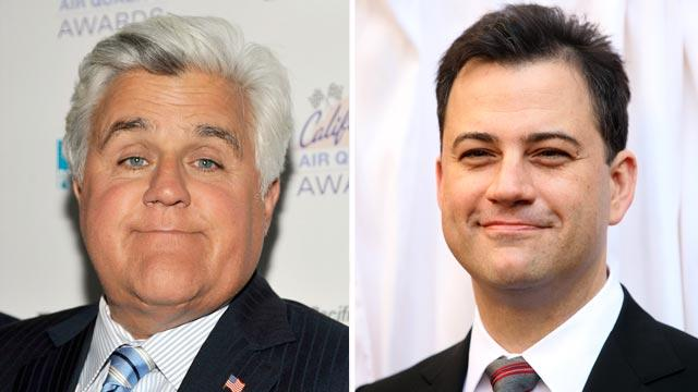 Kimmel Slams Leno Again