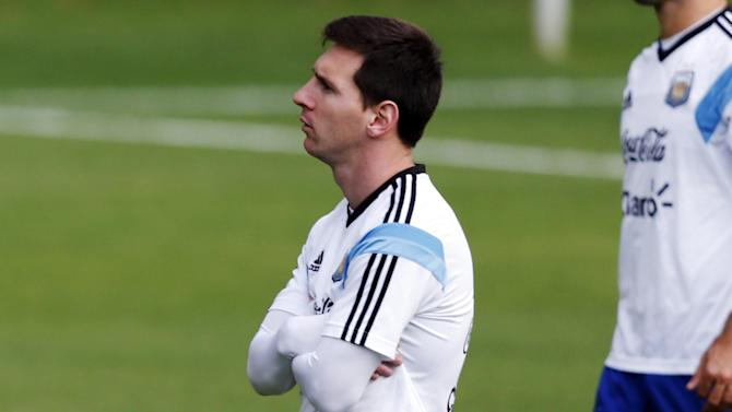 World Cup - Messi is exhausted, claims his father