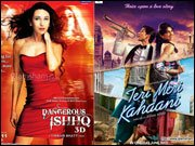 DANGEROUS ISHHQ failure bad sign for TERI MERI KAHAANI?