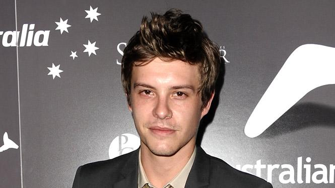 Xavier Samuel Australians In Film Breakthrough Awards