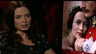 The Young Victoria: Emily Blunt Interview (Exclusive)