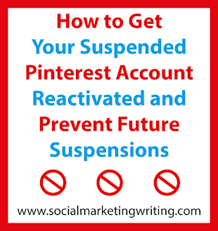 How to Get Your Suspended Pinterest Account Reactivated and Prevent Future Suspensions image How to Get Your Suspended Pinterest Account Reactivated and Prevent Future Suspensions